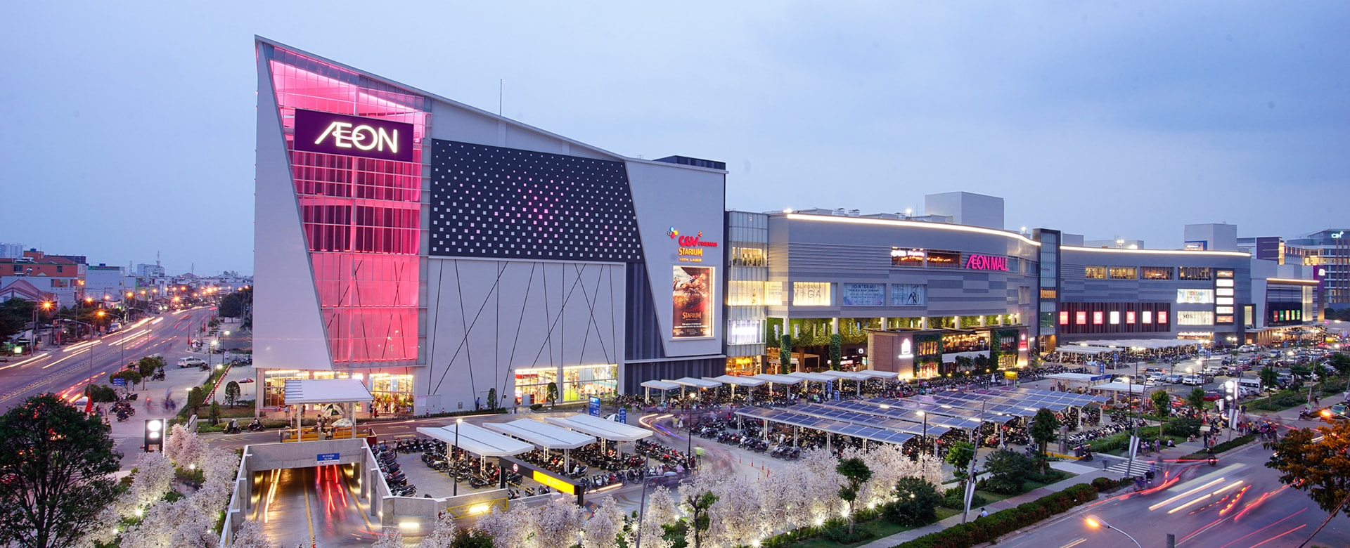 AEON MALL Binh Tan